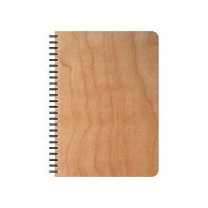 Wiederbefüllbarer Echtholz Schreibblock - echtholz