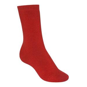 Warme Socken Hoch aus Biobaumwoll-Mix - ThokkThokk