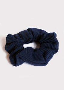 Scrunchie - Haargummi aus Interlock - börd shört