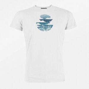 T-Shirt Guide Bike Sky - GreenBomb