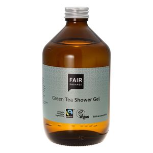 Fair Squared Shower green tea 500ml - Fair Squared