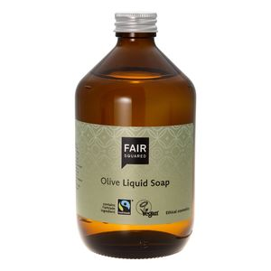 Fair Squared Olive liquid Soap 500ml - Fair Squared