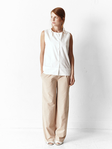 Frauenhose aus Bio-Baumwolle *VEGAN* - MARIA SEIFERT