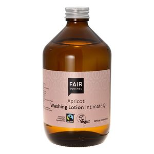 Fair Squared Intimate Washing Lotion Apricot 500ml pH 4.5 - Fair Squared