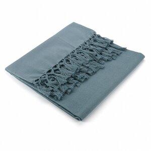 Fouta Hamamtuch aus reiner Bio-Baumwolle 200 × 100 cm (Stil KOCHI) - Karawan authentic