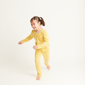 "Mädchen-Langarm Top ""Jacquard Dotties"" aus 100% Bio-Baumwolle - Cheeky Apple"