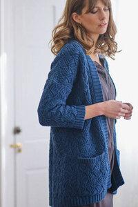Lola Lacy Wool Cardigan - bibico