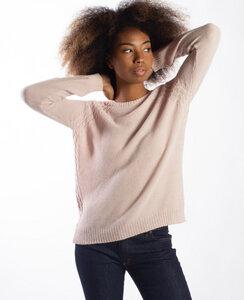 Strickpullover - Cable Sweater - Les Racines Du Ciel