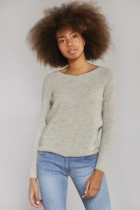 Baby Alpaka Pullover - V Neck Sweater - Les Racines Du Ciel
