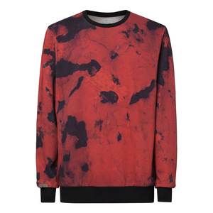 Herren Sweater Rusty Rot Bio Fair - THOKKTHOKK