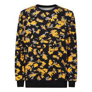 Herren Sweater Indian Summer Schwarz Bio Fair - ThokkThokk