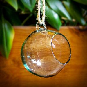 Dekovase Esfera klar| Blumenvase ca. 15cm ø - Mitienda Shop