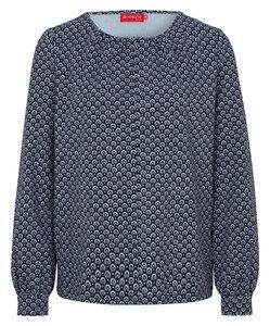 Blusen-Shirt aus Bio-Baumwolle GOTS zertifiziert von Rosalie by LANA - Lana naturalwear