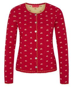 Strickjacke aus Bio-Baumwolle GOTS-zertifiziert von Rosalie by LANA - Lana naturalwear