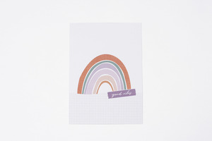 "Postkarte ""Good Vibes"" - Julia Klein Designs"