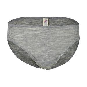 Damen Bikini-Slip Bio-Schurwolle/Seide - Engel natur