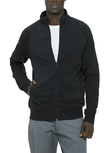 Herren Sweatshirt Jacke mit Reißverschluss, Jacke, Sweatshirt  - YTWOO