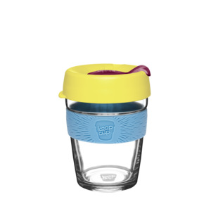 Coffee to go Becher aus Glas - Brew - Medium 340ml - KeepCup
