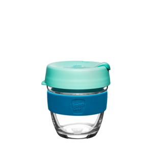 Coffee to go Becher aus Glas - Brew - Small 227ml - KeepCup