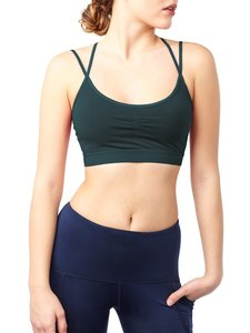 Yoga Top - Slim Studio Bra - Mandala