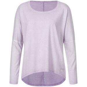 Lounge Shirt VALERIE, pale violet - Kamah