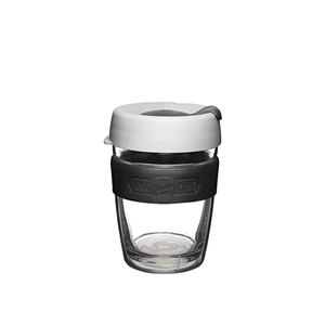 Coffee to go Becher aus Glas - LongPlay - Medium 340ml - KeepCup