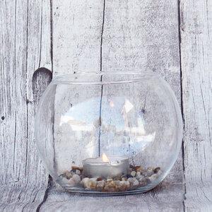 Windlicht, Vase oder Terrarium - klar - Mitienda Shop
