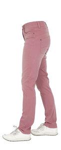 Slim Fit Baumwollhose grau oder rose - bloomers