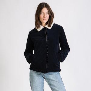 Jacke ALINA aus Bio-Baumwolle  - stoffbruch