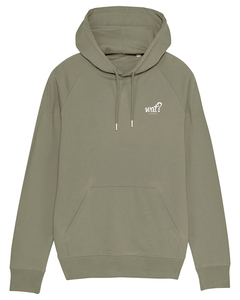 Basic Flyer Hoodie Unisex - Earth Colors - What about Tee