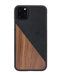 Split Case 2.0 - iPhone Case, Hülle aus Holz und Kunstleder - Woodcesories