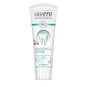 Zahncreme Sensitive & Repair - Lavera
