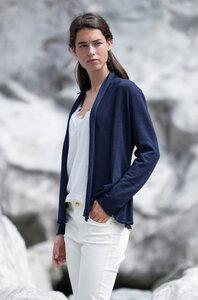 100% Alpaka Strick-Jacke aus Peru - Apu Kuntur