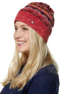 Mütze aus 100% Alpaka - GISA - Apu Kuntur
