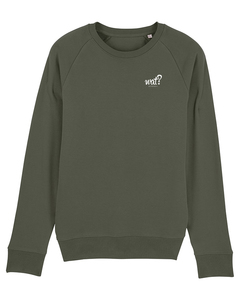 Basic Stroller Sweatshirt Unisex - Earth Colors - What about Tee
