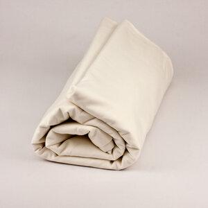 Bettlaken ägyptische Baumwolle Mako-Perkal – Demeter/GOTS/Fairtrade - Linstädt ESSENTIALS