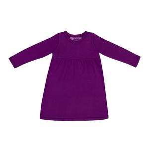 Langarmkleid in verschiedenen Farben - KIDential