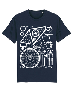 Fahrradteile - T-Shirt Herren - What about Tee
