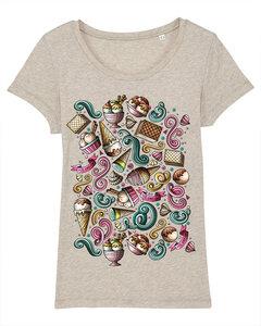 Eiskrem - T-Shirt Damen - What about Tee