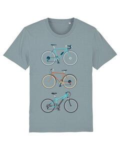 3 Fahrräder - T-Shirt Herren - What about Tee