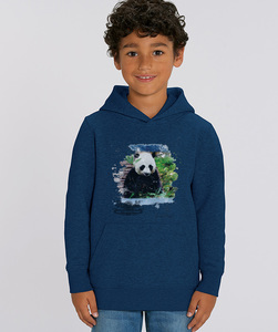 LIMITED EDITION- Hoodie Jungen / Save the Wildlife - Kultgut