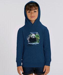 Hoodie mit Motiv / Save the Wildlife - Kultgut