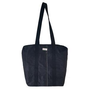 Reisetasche / Sporttasche aus Kitesegel Canvas Segeltuch 58 L. UNIKAT - Beachbreak