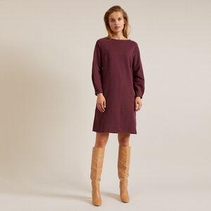 Kleid mit Seitentaschen GOTS - LANIUS