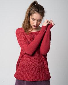 Loose Pullover - Alpaka Pullover - Alma & Lovis
