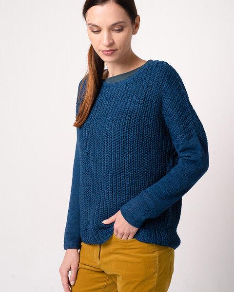 Loose Pullover - Alpaka Pullover