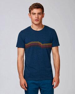 T-Shirt mit Motiv / Earth&Fire - Kultgut