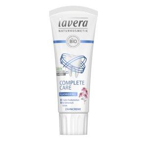 Zahncreme Complete Care Fluoridfrei - Lavera