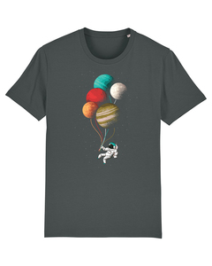 Balloon spaceman - T-Shirt Herren - What about Tee