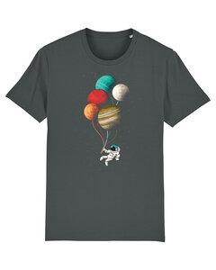 Balloon spaceman - T-Shirt Herren - What about Tee